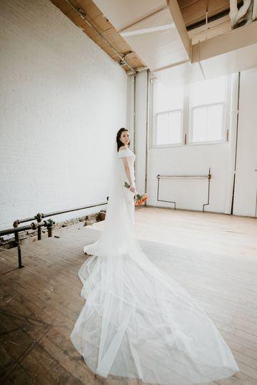 Janice Wedding dress