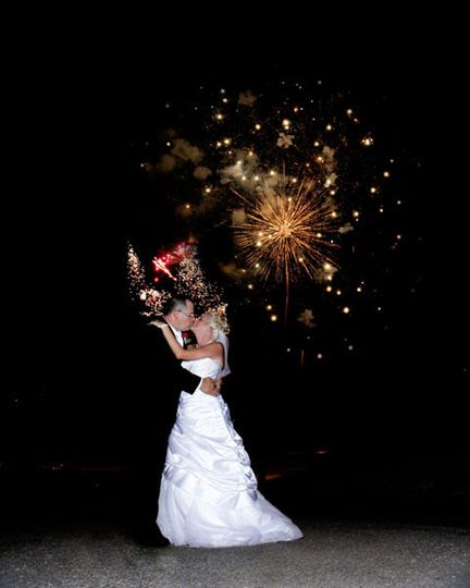800x800 1478800249533 bride and groom with fireworks