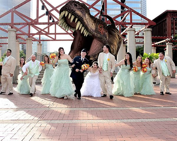 800x800 1478800360033 wedding party chased by t rex