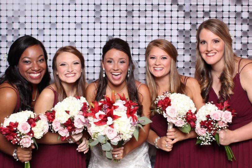 Bridesmaid brigade