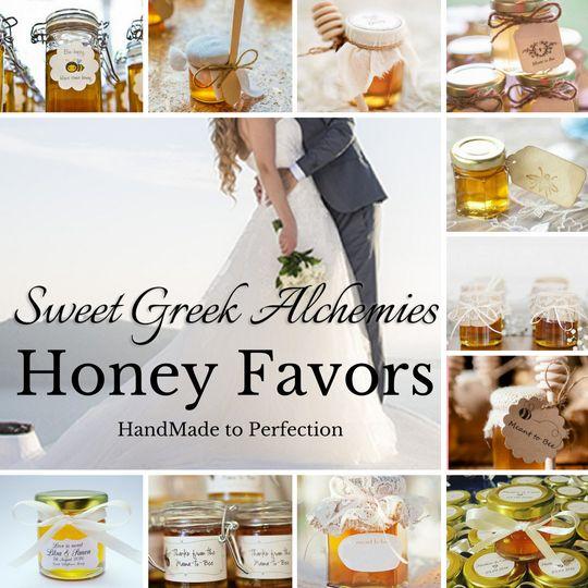 Honey Favors Handmade to Perfection & Customer Satisfaction