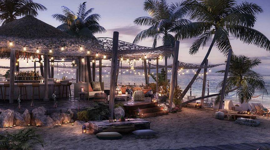 """""""The Beach Club"""" - Bimini"""