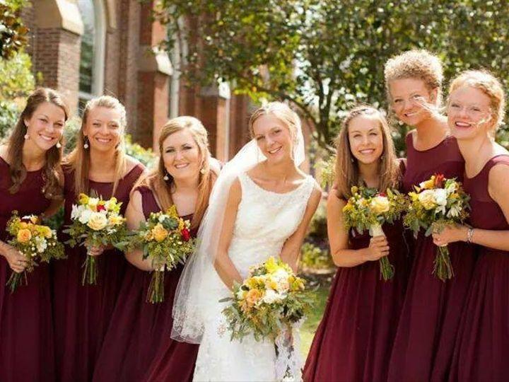 Tmx 1437682146131 Wedding12 Starkville wedding florist