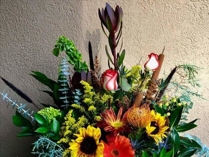 Tmx 1520900993 Bc90c3752756bfb5 1520900991 B1867eda3c28bff7 1520900984559 7 FB IMG 15209006006 Starkville wedding florist