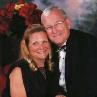Gail and Judy