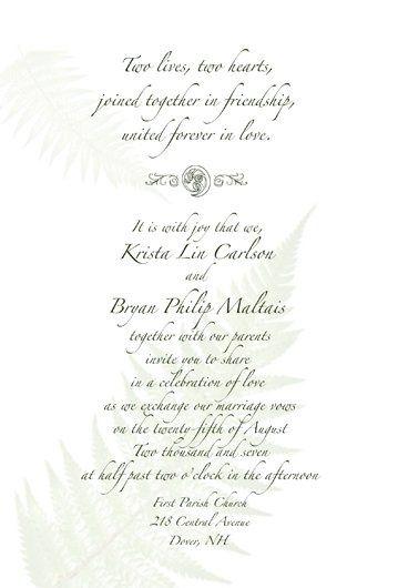 Tmx 1335060590079 Kbinvitationws Portsmouth, NH wedding invitation