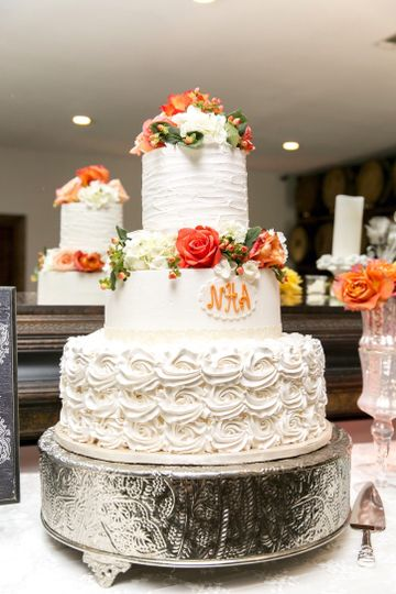 wedding cake fallbrook elegance on display wedding cake fallbrook ca 22590