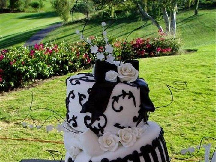 Tmx 1242064505234 Blacktie Fallbrook, California wedding cake