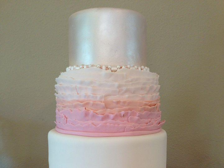 Tmx 1475797816578 Img0009 Fallbrook, California wedding cake