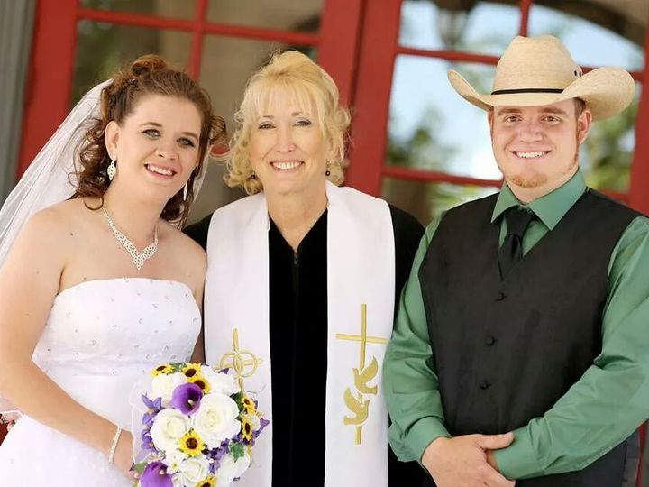 Tmx Couple With Rev 51 1052089 Colorado Springs, CO wedding officiant