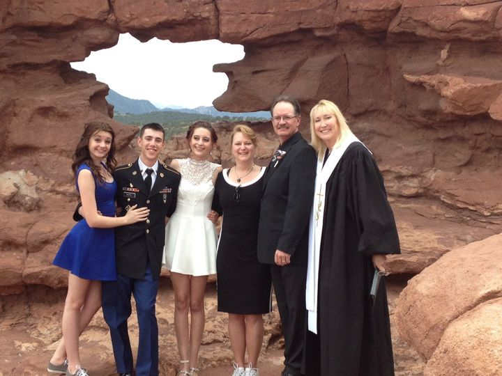 Tmx Group 51 1052089 Colorado Springs, CO wedding officiant