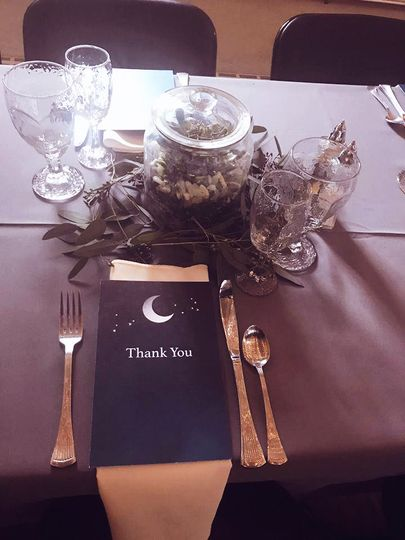 Place setting 2