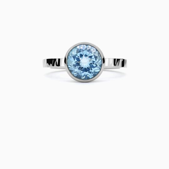 Glace engagement ring