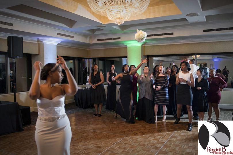 Capital State Club Wedding Reception