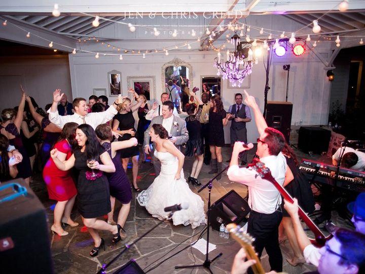 Tmx Crowd Small Wedding 51 483089 Nashville, TN wedding band