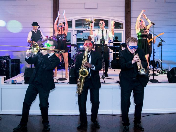 Tmx Yes Dtb Horns 51 483089 Nashville, TN wedding band