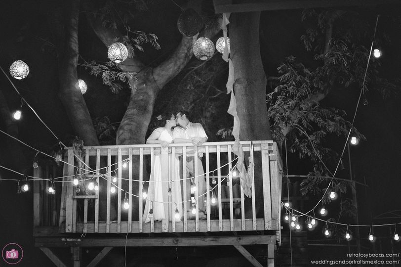 retratos-y-bodas Destination Wedding Photographer in Punta Mita - After Wedding Session - Bride and...