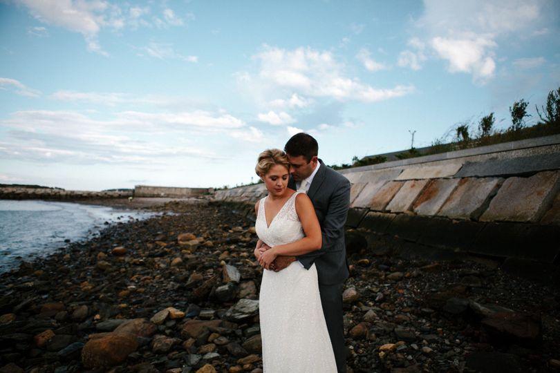 spring point ledge lighthouse wedding south portla