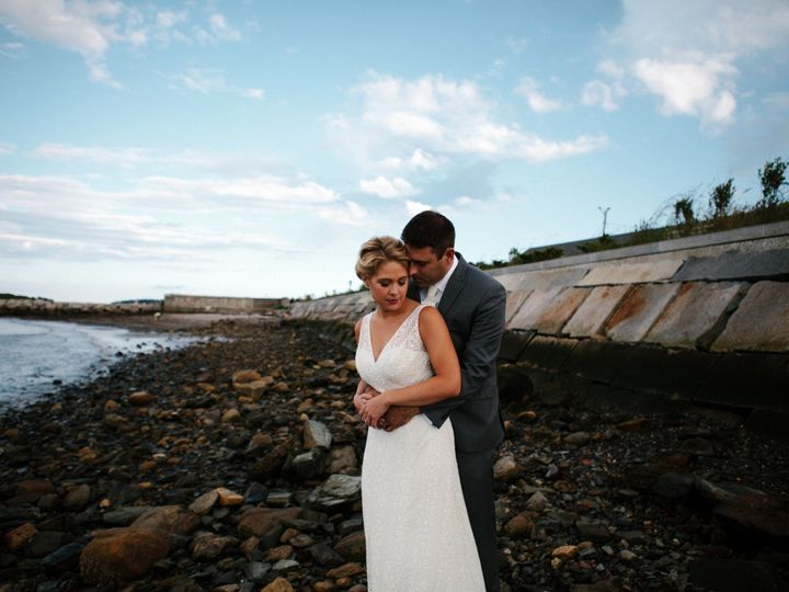 Tmx 1506480468517 Spring Point Ledge Lighthouse Wedding South Portla Portland, ME wedding photography