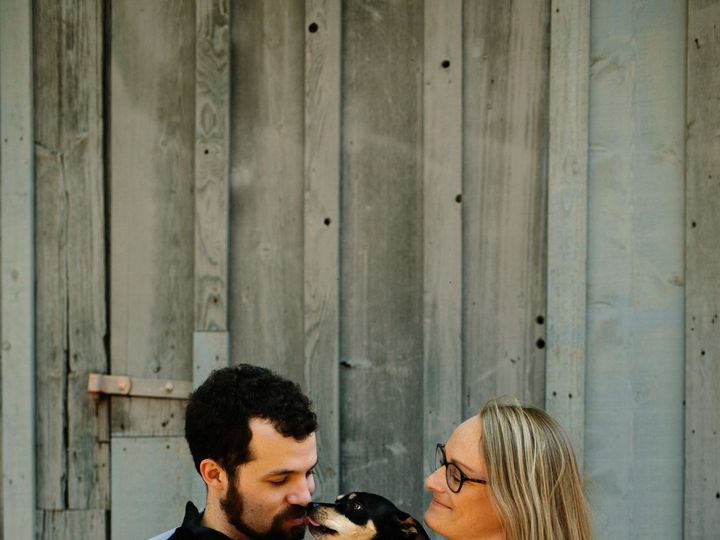 Tmx Puppies Engagement Shoot 2 2 51 915089 1562587496 Portland, ME wedding photography