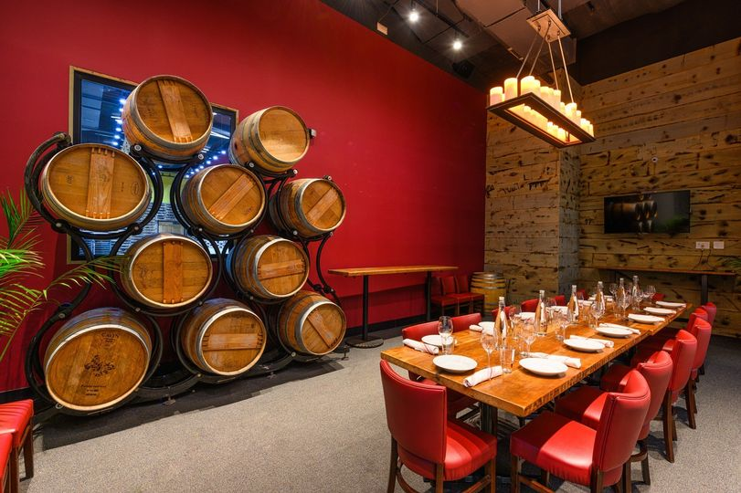 Private Barrel Room