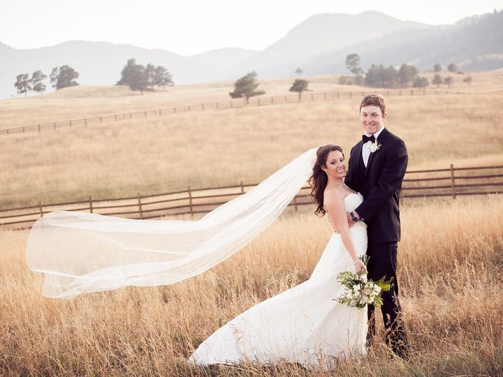 Tmx 1508874430013 Cloud 9rusitc Weddingspruce Mountain Ranchfrances  Denver wedding planner
