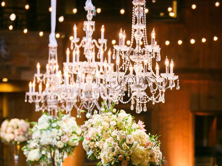 Tmx 1508874513478 Dramaticwedding Head Tablecrystal Chandelierstall  Denver wedding planner