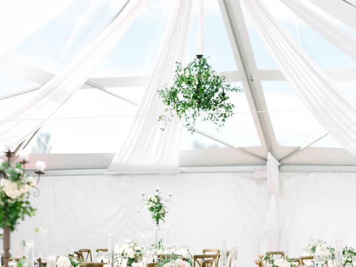 Tmx 1508874751757 Navy White And Green Weddingtent Weddingtent Decor Denver wedding planner