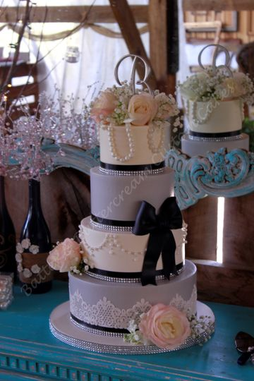 wedding cakes in richmond ky batter amp buttercream custom cakes wedding cake 24760