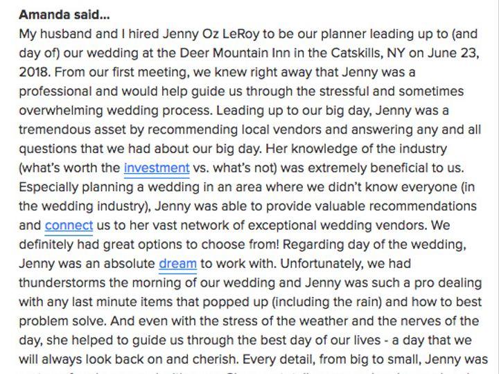 Tmx Amanda And Andrew 51 1026089 157979949830802 Saugerties, NY wedding planner