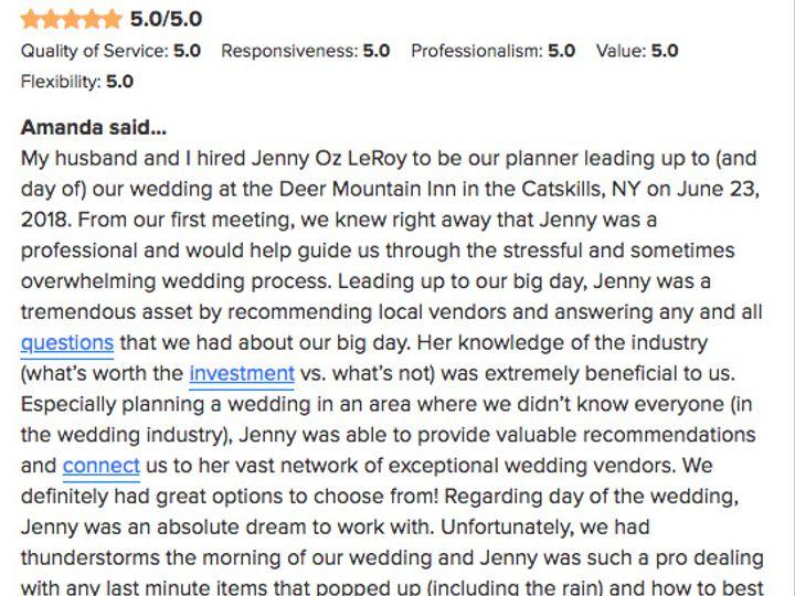 Tmx Dmi Wedding Review 51 1026089 157979949831983 Saugerties, NY wedding planner
