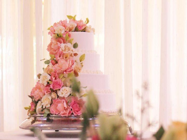 Tmx Pink Cascade 51 1076089 1562610336 Liberty, NY wedding cake