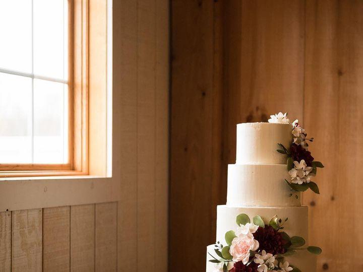 Tmx Sugar Dahlias And Garden Roses 51 1076089 1562610158 Liberty, NY wedding cake