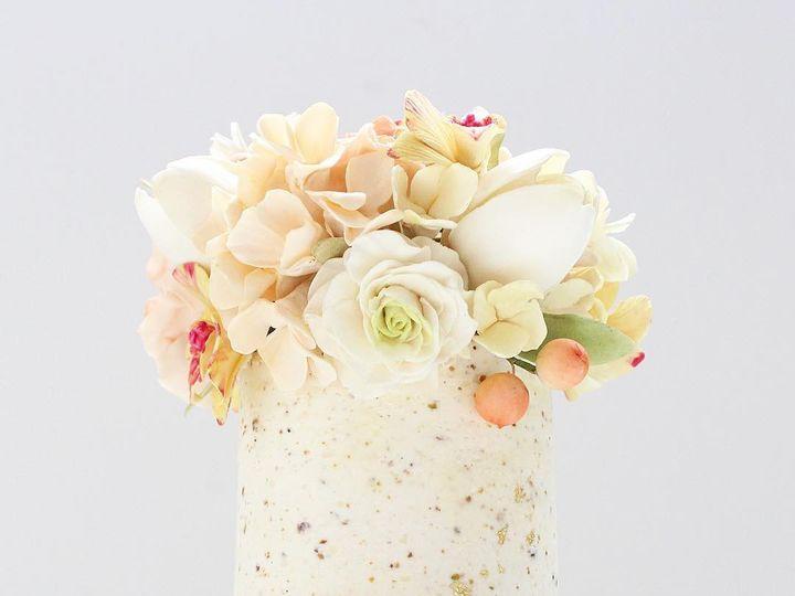Tmx Sugar Flowers 51 1076089 1562610129 Liberty, NY wedding cake