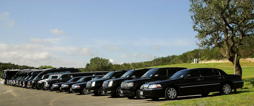 Shark Limousines Fleet