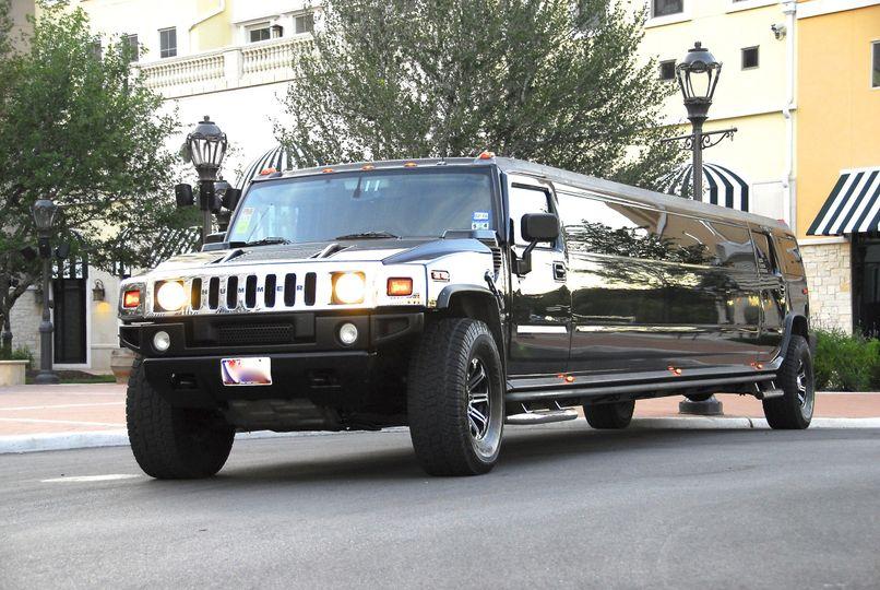 **Black H2 Super Stretch Hummer Limousines** SHARK LIMOUSINES The Black H2 Super Stretch Hummer...