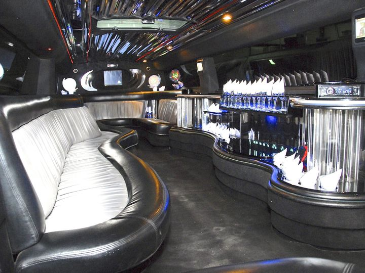 Tmx 1414460975758 Blkhum 20psg Interior 6 San Antonio wedding transportation