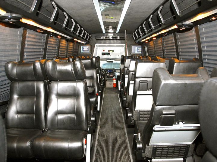 Tmx 1414461811402 Mb 31psg Interior 5 San Antonio wedding transportation