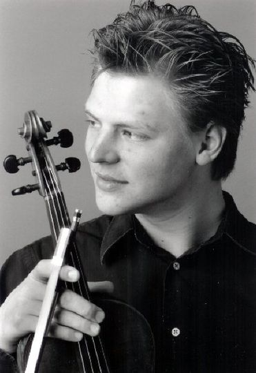 John - violinist