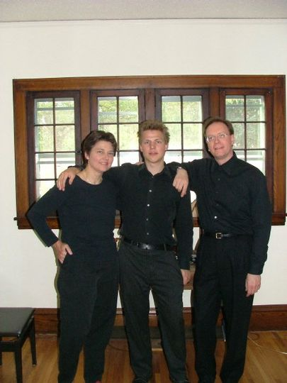 Barb, John, and Daryl