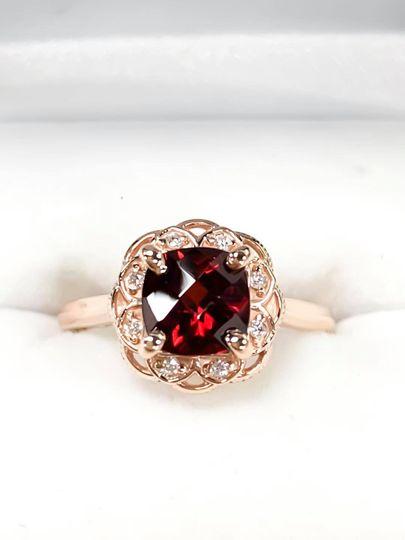 Custom Design: Beyond Diamonds