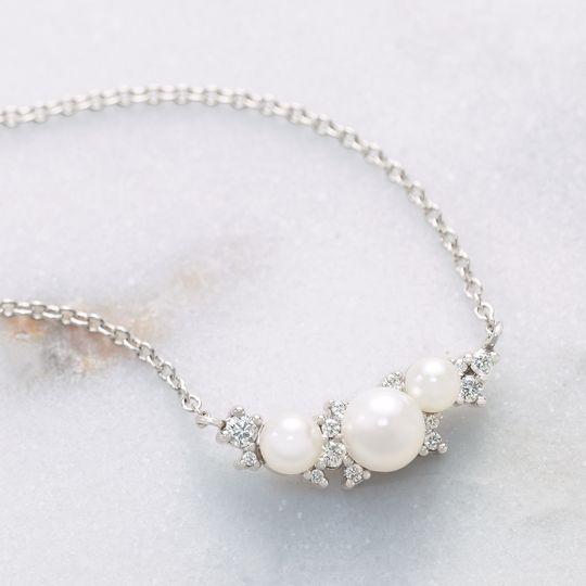Pearl Wedding Necklace