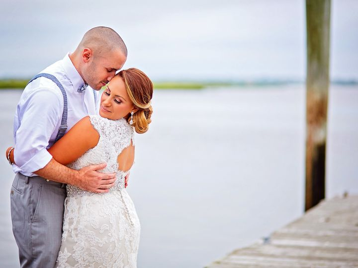 Tmx Bride And Groom Embrace 51 950189 157513715622964 Charleston, SC wedding photography