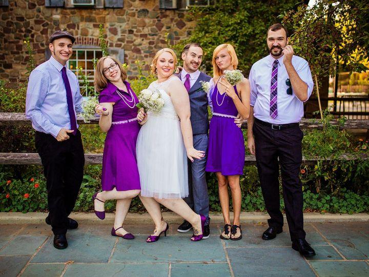 Tmx Offbeat Purple Wedding Party Brooklyn 51 950189 157513718236756 Charleston, SC wedding photography