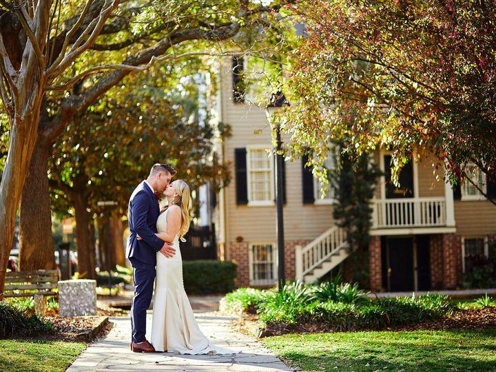 Tmx Savannah Square Bride Groom Kiss 51 950189 157513718212004 Charleston, SC wedding photography