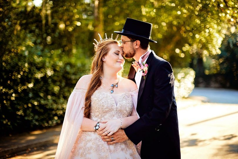 whimsical bride and groom 51 950189 157513718571229