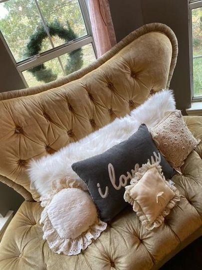 The Cristal Bridal Suite