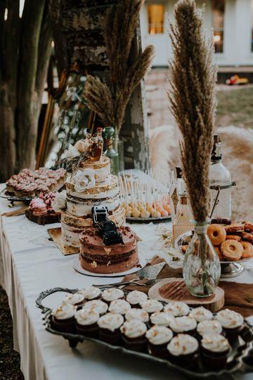 Dessert Bar by Champagne Ranch