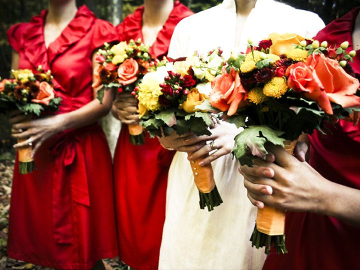 Tmx 1447695384054 Frankswedding 161 East Granby, Connecticut wedding florist
