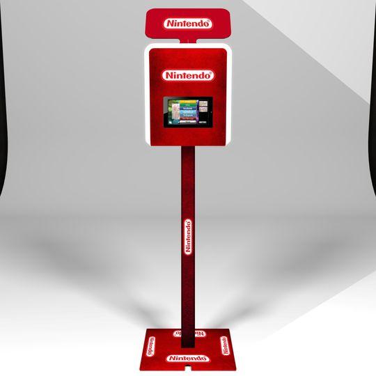 Nintendo look